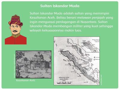 kunci jawaban sultan iskandar muda tema 5 kelas 4 subtema 3 pembelajaran 5