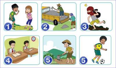 Kunci Jawaban Buku Siswa Tema 4 Kelas 4 Subtema…