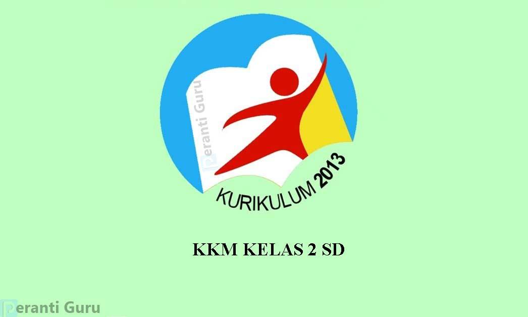 KKM Kelas 2 SD Kurikulum 2013